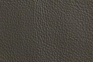 Luxury Leder Sitzsack Grau-Braun