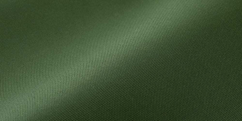 Cordura Nylon Stoff für Sitzsack Outdoor und Indoor in grün