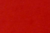 Basic Sitzsack Zinnober-Rot Stoffmuster