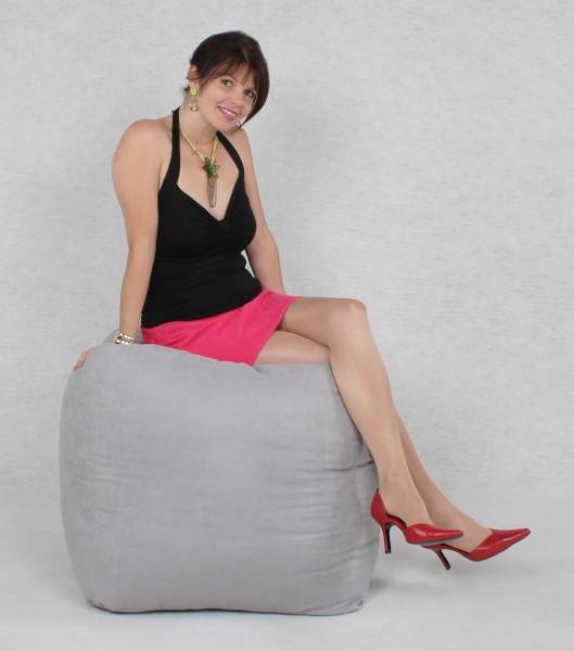 Sitzwürfel Premium | Ca. 60x60x60 cm