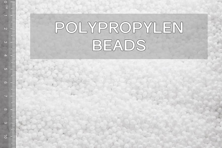 Sitzsack Füllmaterial aus Polypropylen-Beads mit großer Schadstoff-Freiheit