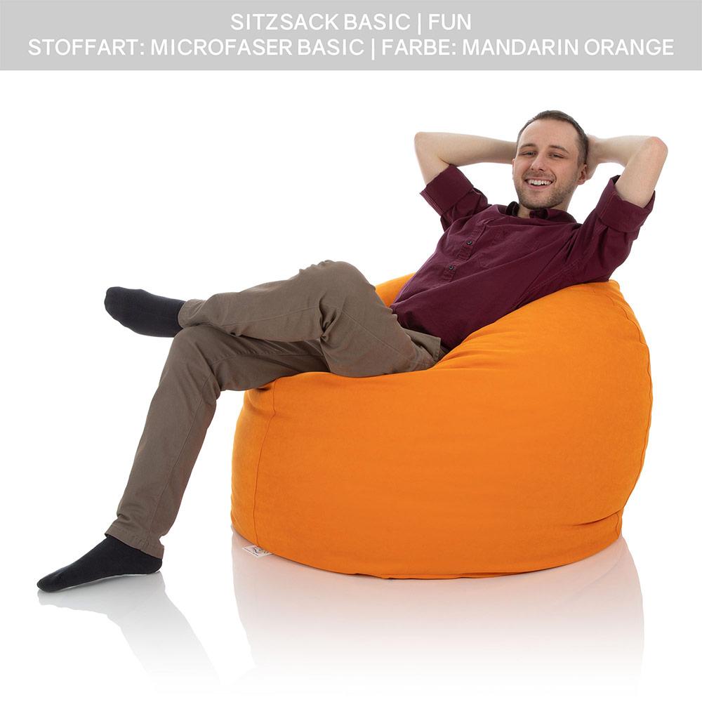 Sitzsäcke online kaufen mit unserem Sitzsack Ratgeber