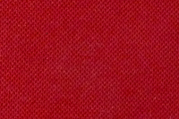 Basic Sitzsack Kirsch-Rot Stoffmuster