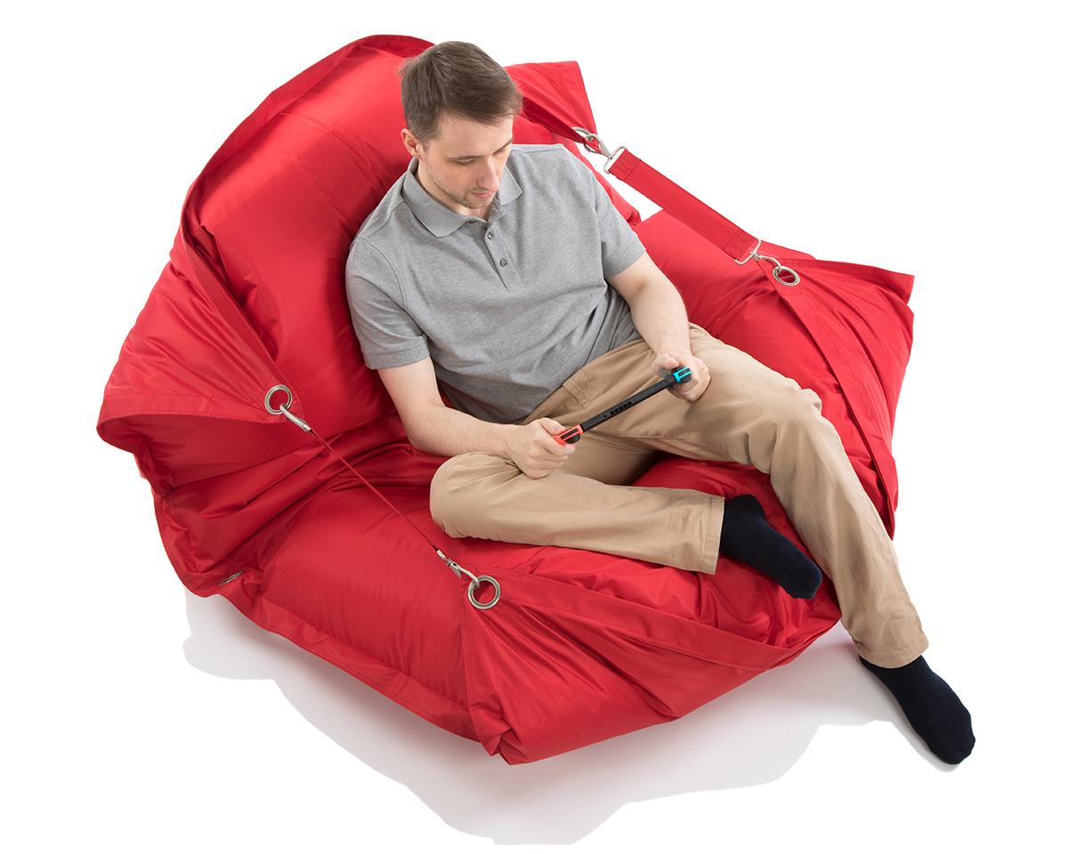 Die beste Sitzsack Füllung für das Outdoor Liegekissen