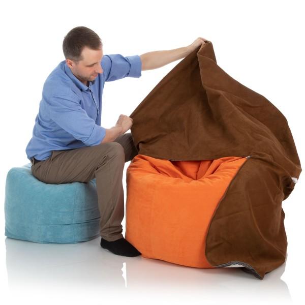 Außenhülle für Sitzsack Bambino   300 Liter