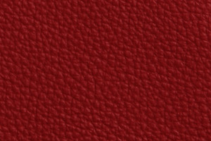 Luxury Leder Sitzsack Bordeaux-Rot