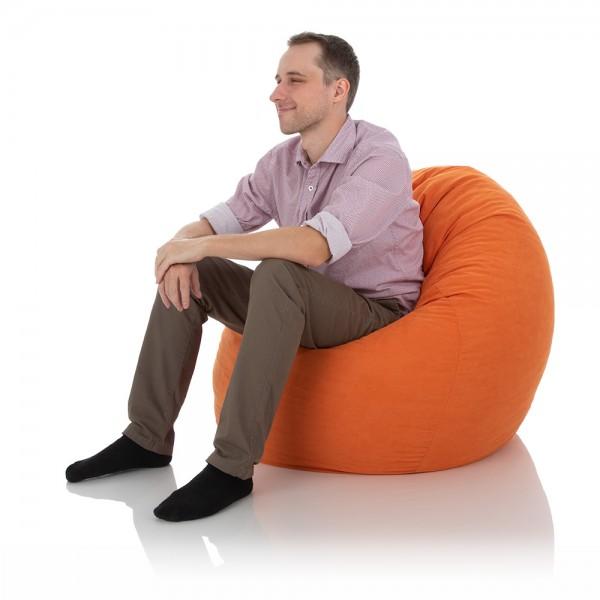 Sitzsack Comfy | 400 Liter | Microfaser Basic