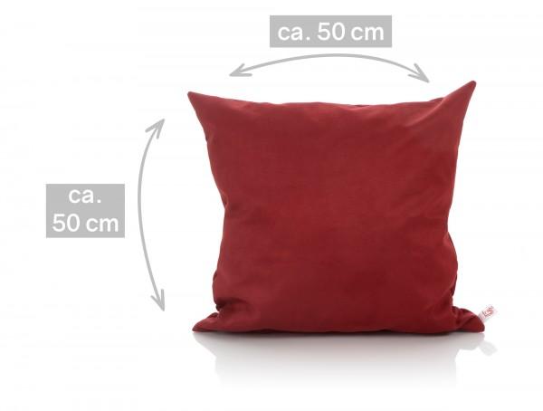 Rückenkissen | Ca. 50x50 cm