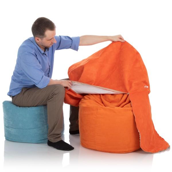 Außenhülle für Sitzsack Piccolo   150 Liter