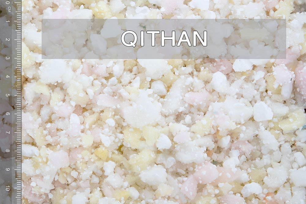 Das beste Füllmaterial für Sitzsäcke und Kissen ist die Qithan Schaum-Füllung