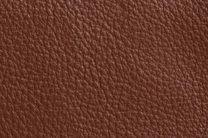 Luxury Leder Sitzsack Nuss-Braun