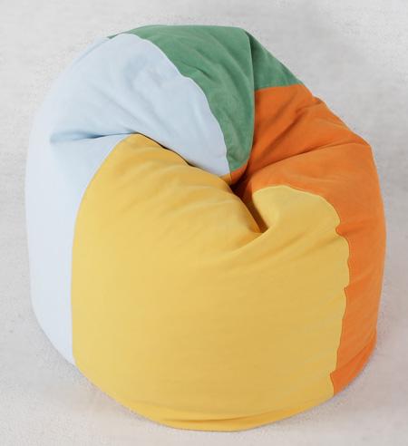 3-6209-sitzsack-piccolo-himmelblau-orange-aquamarin-sonnengelb-lindgruen-orange-rundum-vierfarbig-farben-1-2-3-4
