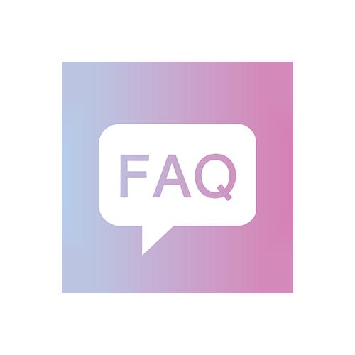 Logo FAQ Häufig Gestellte Fragen