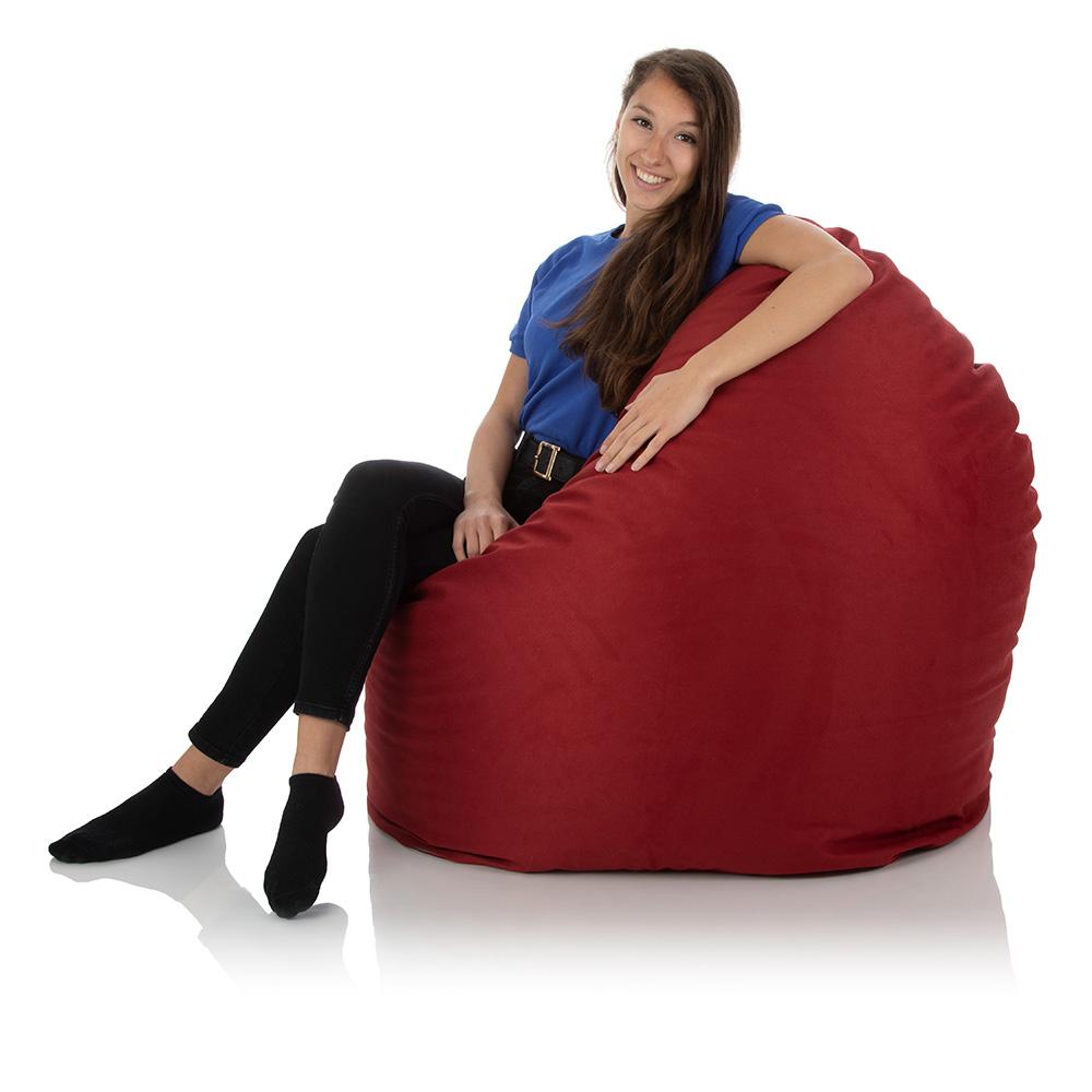Sitzsack rot von frago