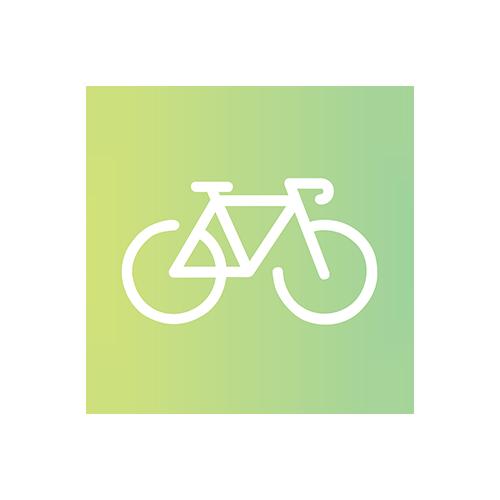 Logo Betriebsferien Fahrrad