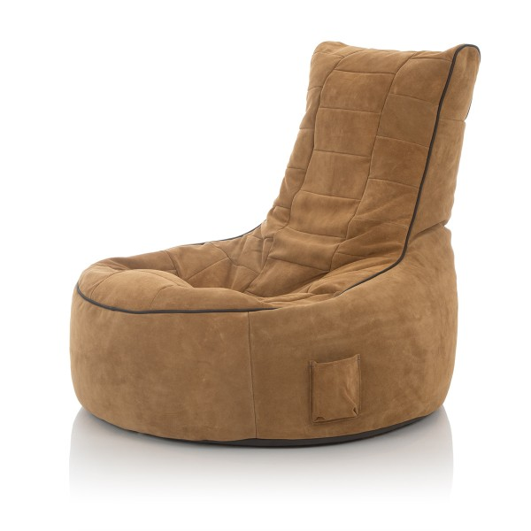 Lounge Sitzsack | Wildleder